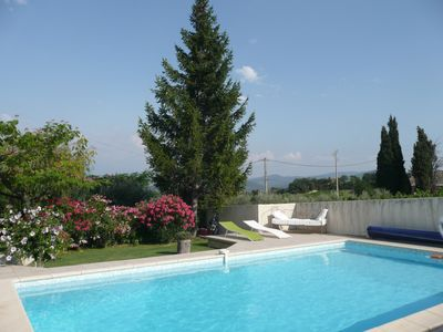 Photo for ROOMS of HOSTS 'VILLA GOUR of PEYROL' capacity 6 people