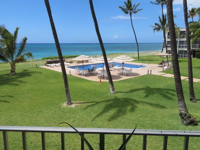 Photo for **Beautiful Oceanfront Condo w Pool & Amazing Sunsets - Special $100 nt **