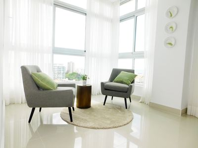 Photo for Brand New 2 Bed Apt Santo Domingo near Central Bank & Colonial Zone