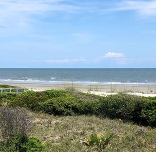 Photo for Renovated West Beach Villa:  Close walk to Beach and Golf