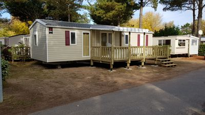 Photo for Mobile home Saint Jean De Monts (85) 8 persons
