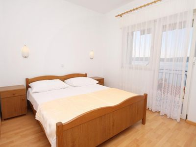 Photo for One bedroom apartment near beach Trogir