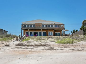 SUN KISSED! 4+1/2 Bd & 4 +2 H B, 5/5;Stunning Ocean Front. AVAILABLE NEW YEARS
