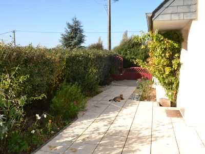 Photo for 2BR House Vacation Rental in Le Vivier-sur-Mer, Bretagne
