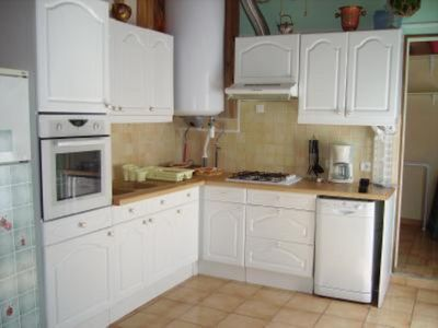 Photo for soulac sea simple house well equipped quiet 10 minutes from the beach