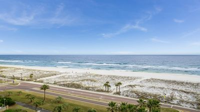 Photo for Portofino Gulf Front Beauty! Beach Chairs Included!