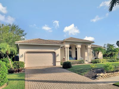 Photo for Executive Waterfront Marco Island Custom Home