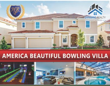 Photo for Themed America  Beautiful, Bowling, amazing 14 bedrooms 14.5 bathrooms