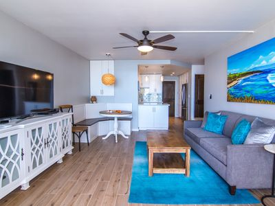 Photo for Bright, Beautiful, Remodeled Island Sands 505 Condo