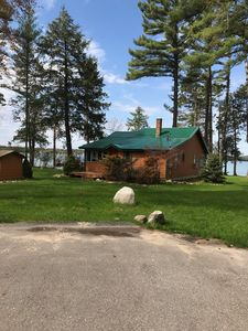 Photo for Historic Elk Lake Cottage at Waters Edge.
