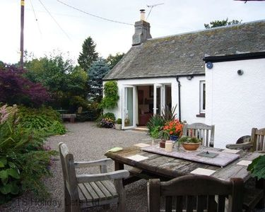 Photo for 1BR Cottage Vacation Rental in Auchterarder, Perth and Kinross