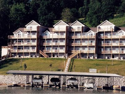 Photo for 4BR Condo Vacation Rental in LaFollette, Tennessee