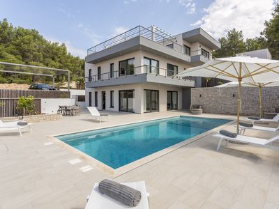 Photo for -10% FIRST MINUTE! PRIVATE VILLA WITH POOL!!