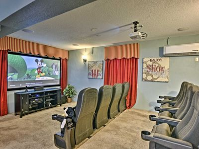 Photo for NEW-Resort Home w/Pool & Game Room, Mins to Disney