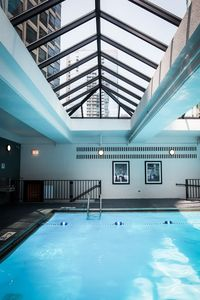 Photo for FREE PARKING IN BLDG|PRIVATE & SAFE | 3BR Stunning Spacious Sky Loft Indoor Pool, Parking & Incredible Views