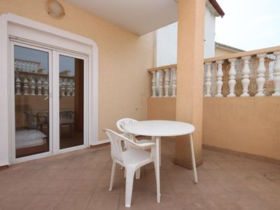 Photo for One bedroom apartment with terrace Sveti Petar (Biograd)