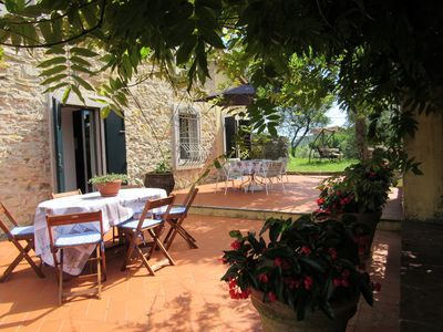 Photo for Charming detached house near Lucca in Tuscany