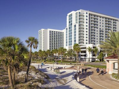 Photo for Clearwater Beach Spacious 1 Bed/1Bath Condo