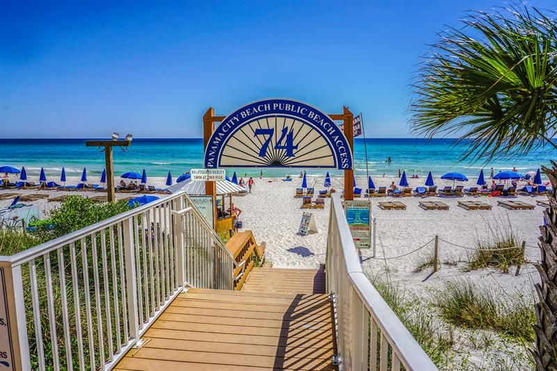 Splash Resort 1902W Panama City Beach: 2 BR / 2 BA condo in Panama City Beach, Sleeps 6