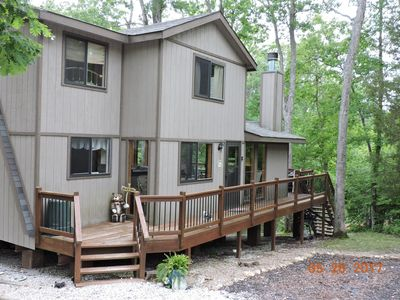 Photo for 2BR Chalet Vacation Rental in Innsbrook, Missouri