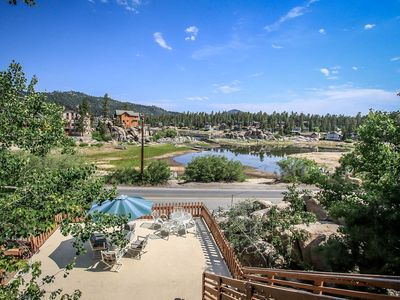 Photo for House in Big Bear with Parking, Internet, Washing machine, Balcony (983473)