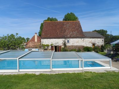 Photo for 2BR House Vacation Rental in Lamonzie-Saint-Martin, Nouvelle-Aquitaine