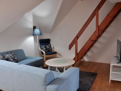 Photo for Top Spot Residence 21 apartment in Brussels Centre with WiFi & lift.