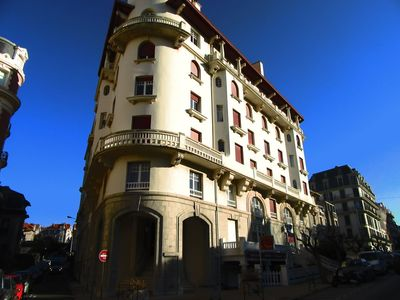 Photo for Unique and prestigious apartment - City center Biarritz