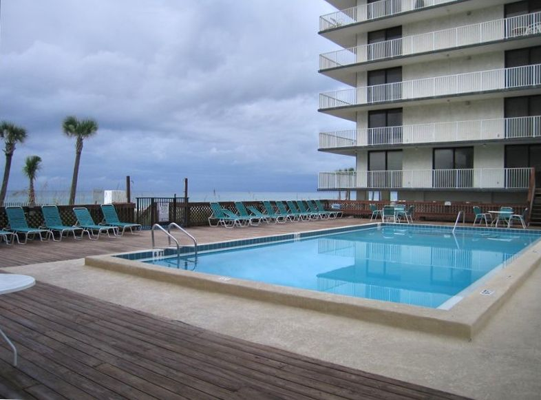 First Floor 1 Bedroom Condo Edgewater Beach Sitting Right On The Beach Panama City Beach