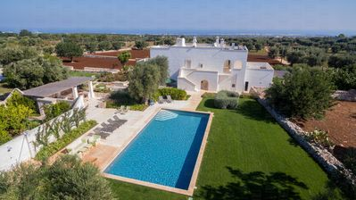 Photo for Roseto: Holiday Apartments in Luxury Masseria