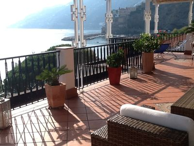 Photo for 2BR Apartment Vacation Rental in Maiori, Campania