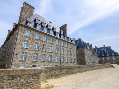 Photo for Apartment Maupertuis in Saint Malo - 2 persons, 1 bedrooms
