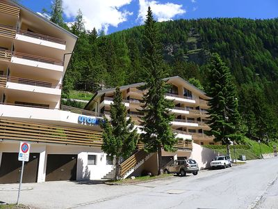 Photo for Apartment in the center of Leukerbad with Internet, Lift, Parking, Balcony (49693)
