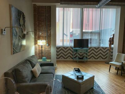 Photo for Stay Downtown Nashville Walk Everywhere! June, Sleeps 6 MusicCityLoft on VRBO!
