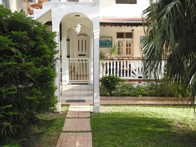 Photo for villa nanou, rental house with a small garden and a beautiful terrace