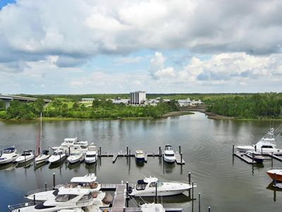 Photo for Wharf 613- Book Your Shrimp Festival Stay and Save! Low Rates ~ Great Food