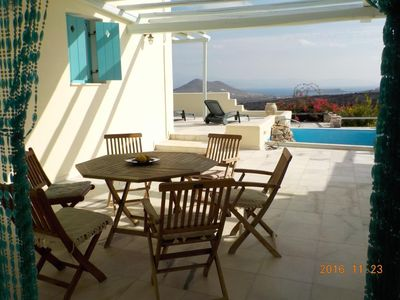 Photo for Holiday house Paros for 6 - 8 persons with 3 bedrooms - Farmhouse