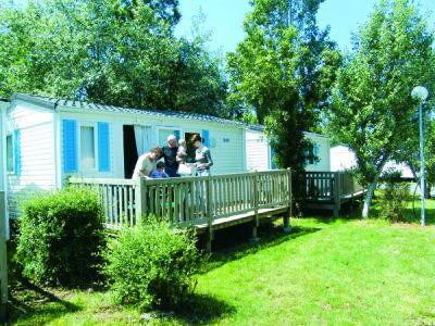 Photo for Camping L'Ocean Le Croisic ***** - Mobile Home 4 Rooms 6 People