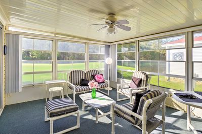 Escape to the Sunshine State in this 2-bedroom, 2-bath vacation rental house!