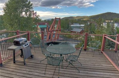 Photo for Superb 1BD Condo w. Hot Tub Access, Across the Street from Quicksilver Lift!