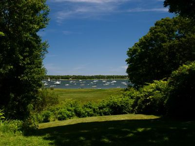 Walk to Cotuit Bay