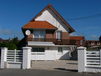 Photo for APARTMENT in Ground Floor of HOUSE Quiet area of Neuville equipped with Wifi
