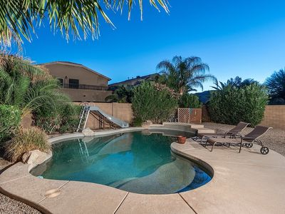 Photo for Moonstone:Gorgeous 2 story Home in Surprise,4 Bedrooms + Loft with a Heated Pool