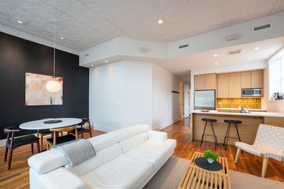 Expansive living area
