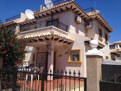 Photo for Cabo Roig Spacious 2 bedroom house