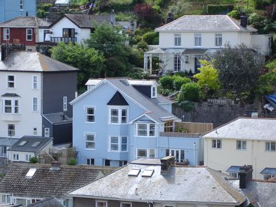 Photo for Holiday Home In Dartmouth With Great Views And Private Parking