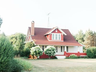 Photo for Beautiful and Peaceful Country Home minutes from the lake
