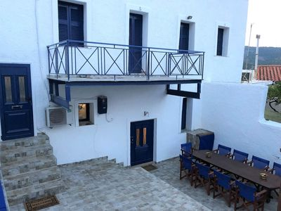 Photo for Villa ISOLA BLU with courtyard and BBQ.