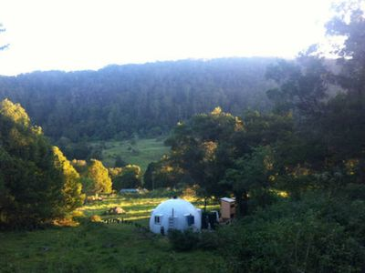 Photo for Dome-Camp - Rainforest Valley near Mullumbimby