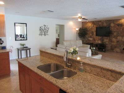 Photo for Spanish style Villa with an exclusive Pool in the Country Club area, Boat